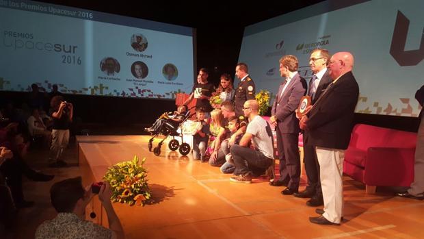 Acto para dar visibilidad a la Parálisis Cerebral en Jerez