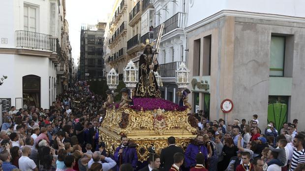 Fervor histórico por el Nazareno