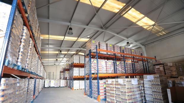 El Gobierno reparte en la provincia más de 2.000 toneladas de alimentos a personas necesitadas
