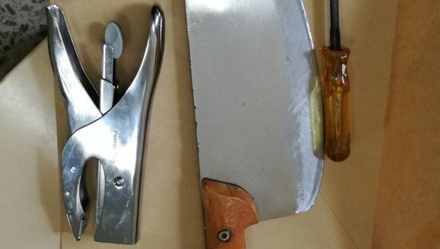 Ingresa en prisión el presunto autor de un robo con violencia en una farmacia del centro de Jerez