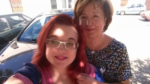 Madre e hija son voluntarias de la plataforma de enfermedades renales