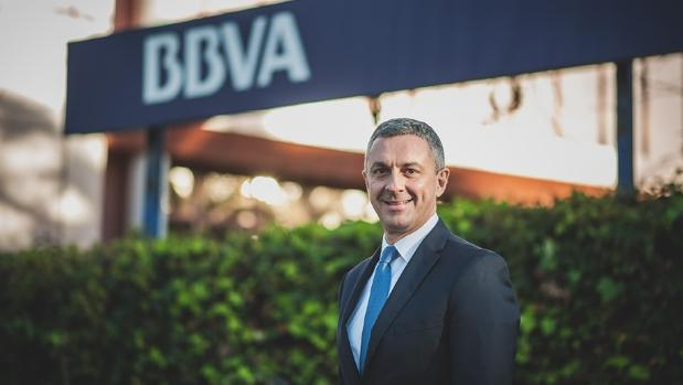 El director de la Territorial Sur de BBVA, José Ballester