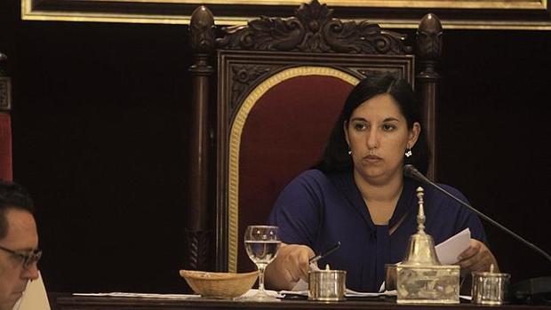 La concejala de Asuntos Sociales admite serios retrasos y disfunciones en su área