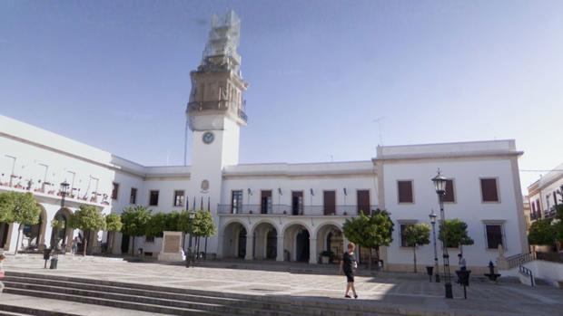 El Ayuntamiento de Marchena