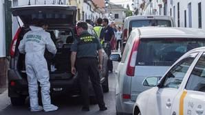 Olivares se concentra contra el asesinato de una vecina