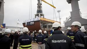 Navantia modernizará una corbeta de la Marina Indonesia