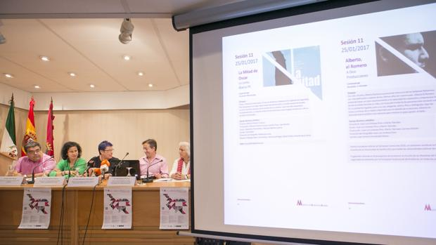 Acto de presentación de la IX Muestra