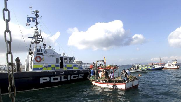 Vuelven a aplazar la declaración del expatrón de pescadores de La Línea ante la Corte de Gibraltar