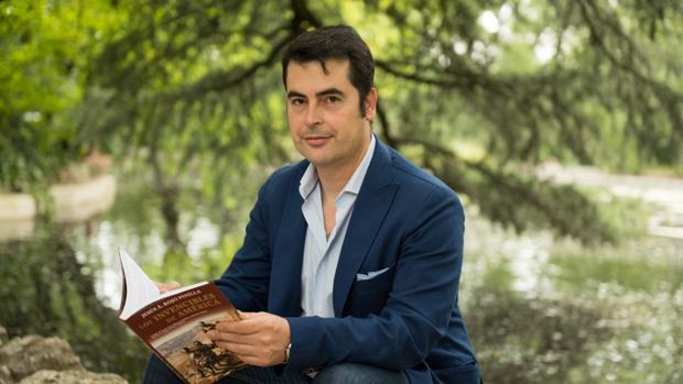 Jesús Ángel Rojo Pinilla, autor de 'Los invencibles de América'
