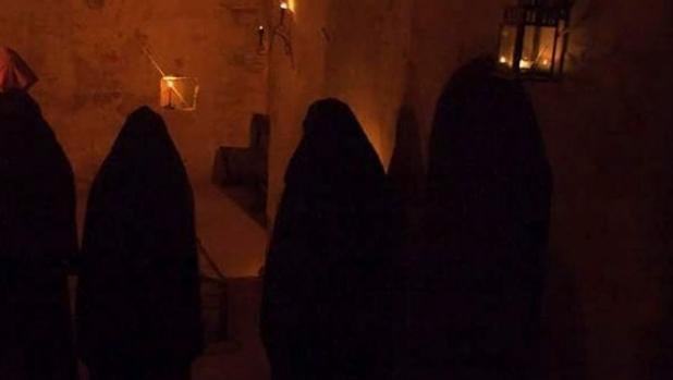 Las Catacumbas del Beaterio se abren al misterio