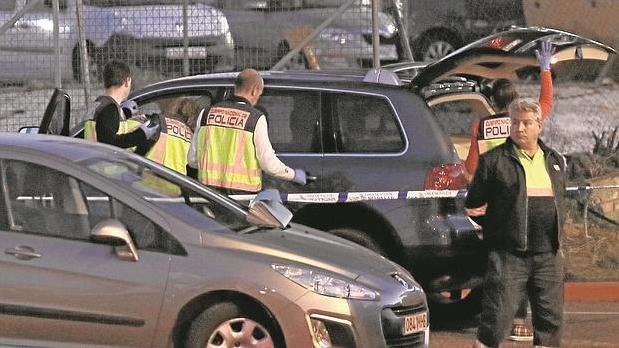 El cuerpo de Manuel Jiménez fue encontrado en la entrada de una gasolinera del Polígono Calonge