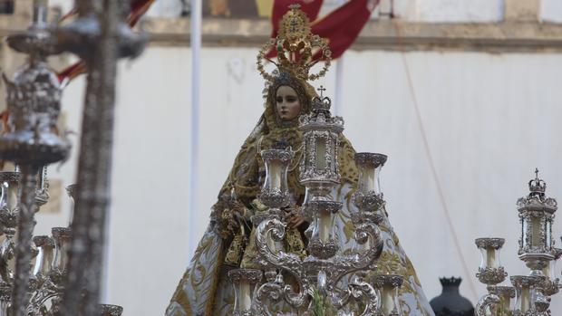 Cádiz tendrá procesión mariana en 2017