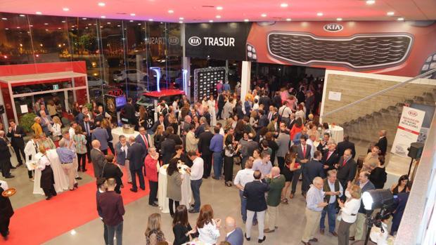 Kia Motors y Trasur ya cuentan con sus nuevas instalaciones
