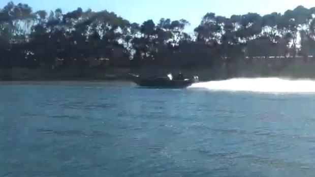 La Guardia Civil culmina con 28 personas investigadas una operación contra 'narcoembarcaderos' en el río Guadarranque