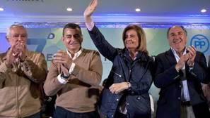Fátima Báñez destaca «empleo y bienestar» como las prioridades del Gobierno