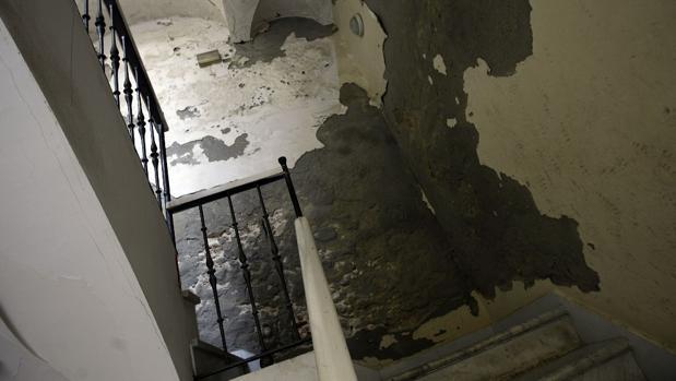 La Junta ejecuta obras en fincas del casco histórico por más de medio millón de euros
