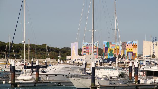 Apemsa certifica el correcto funcionamiento del aliviadero que da a Puerto Sherry