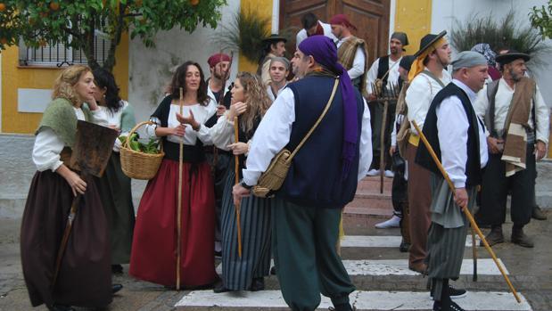 El Bosque celebra su VII Recreación Histórica del 18 al 20 de noviembre