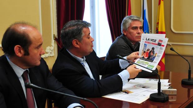 El PP tomará acciones legales contra Fran González, Manuel Bienvenido y Antonio Chico