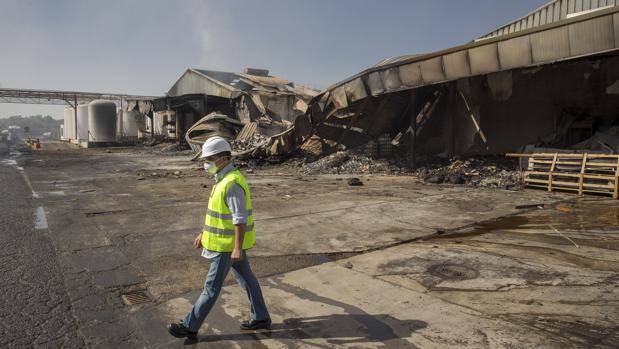 Archivo de la causa: el incendio de la fábrica de Ybarra «fue fortuito»