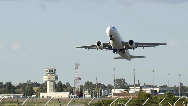 El aeropuerto de Jerez sigue en ascenso