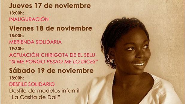 La Fundación Prodean organiza un rastro solidario en beneficio de las mujeres embarazadas del Congo