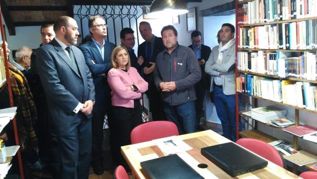 La Sauceda, huella viva de la represión franquista