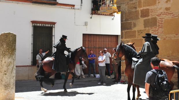 Las calles de Carmona acogerán el rodaje del último trabajo de Alberto Rodríguez