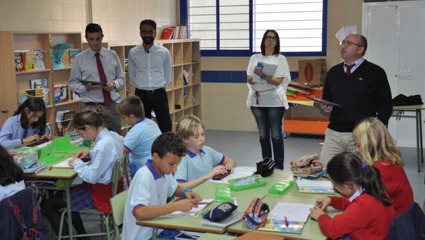 El Colegio El Centro Inglés referente en el modelo UCMAS