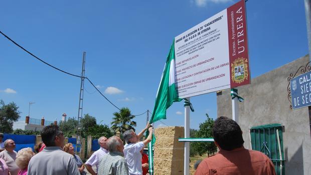En 2009 los vecinos alcanzaron un acuerdo con el Ayuntamiento para impulsar la regularización