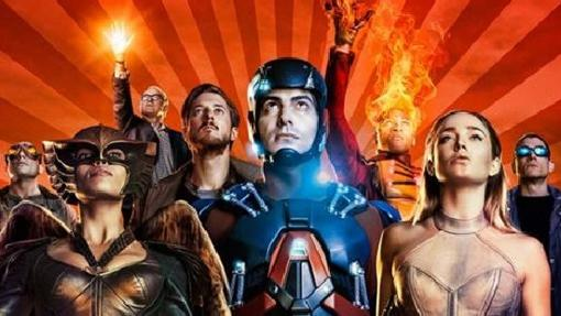 Los héroes de Legends of Tomorrow