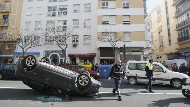 Las carreteras de la provincia registran 18 fallecidos en 17 accidentes en lo que va de año