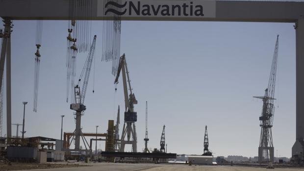¿Un nuevo mega astillero en el norte?