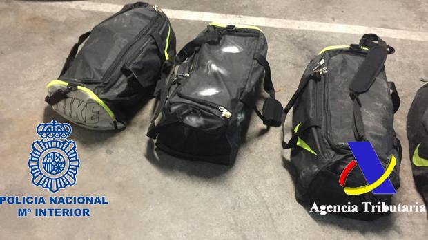 Incautados 100 kilos de cocaína en las proximidades del Puerto de Algeciras