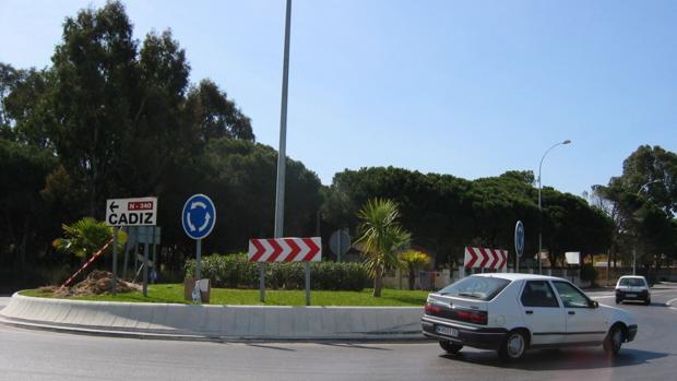 El Ayuntamiento interviene en distintas rotondas para mejorar el tráfico