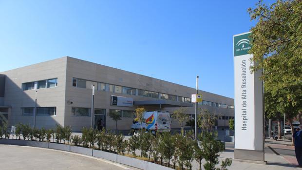 El hospital de Utrera ha cumplido diez años de vida con buena nota