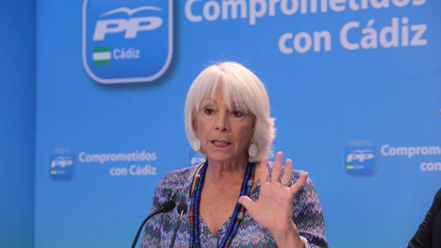Teófila Martínez acusa a Podemos de ser la nueva inquisición del país