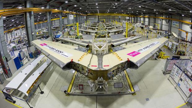 El plan de ajuste de Airbus en Europa pasa de largo en las plantas gaditanas