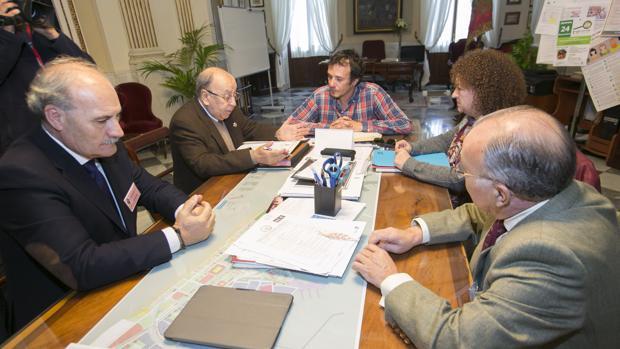 El Ayuntamiento de Cádiz mantiene la subvención a las cofradías