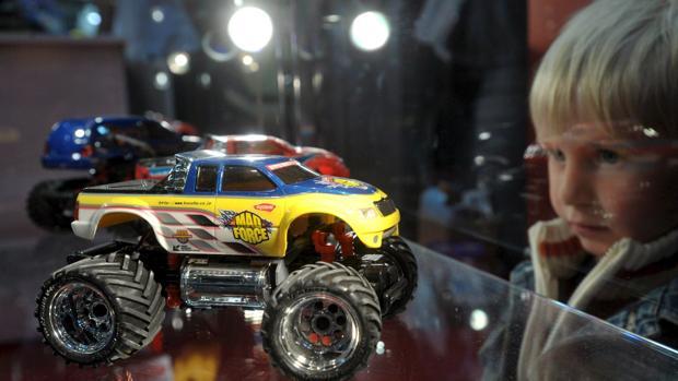 En el aire la X Recolecta de juguetes de Motoclub gaditano del domingo