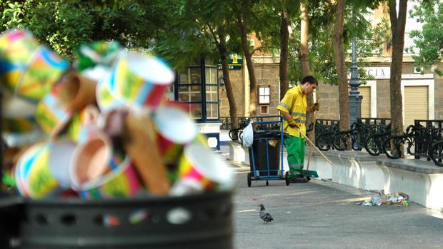 La suciedad de Cádiz llega a la Fiscalía