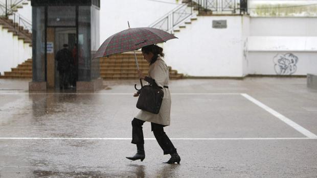 Escasas incidencias en Chiclana pese a los 130 litros caídos durante el fin de semana