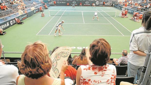 Detenido un tenista en Cádiz por la red de amaño de partidos
