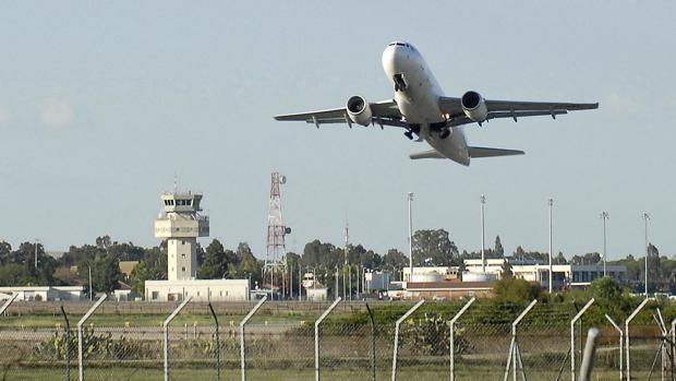 El aeropuerto de Jerez experimenta en 2016 un crecimiento similar al de 2007