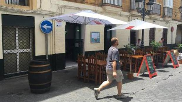 El bar Grimaldi reabrió el pasado mes de junio.