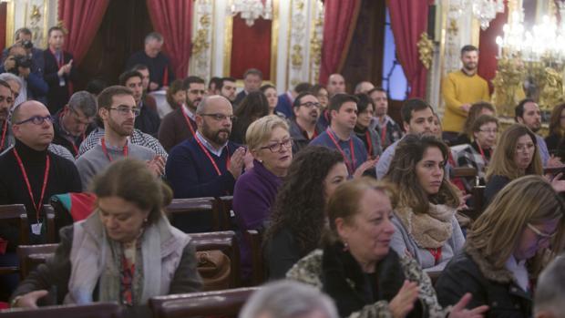 El colegio San Felipe Neri y Diputación divulgan las claves del Tricentenario