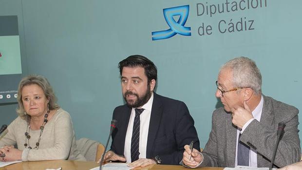 Presentación del concurso en Diputación