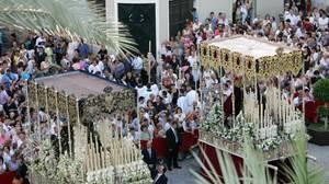 Imagen de la Magna Mariana celebrada en 2005