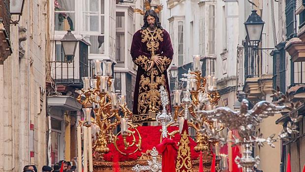 Las Penas presenta su cartel del Domingo de Ramos