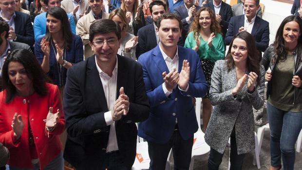 Rivera reivindica a Ciudadanos como «los herederos de la Constitución de Cádiz»
